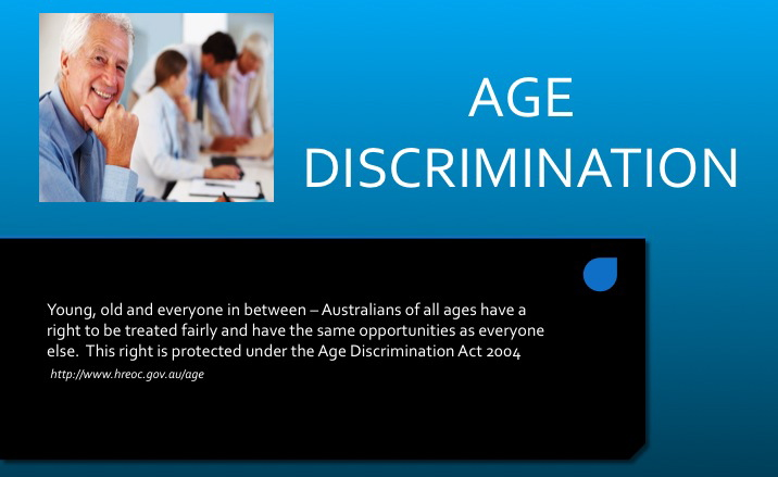 discrimination stories Age discrimination news find breaking news, commentary, and archival information about age discrimination from the tribunedigital-chicagotribune.